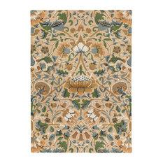 William Morris Area Rug, 5'x8'