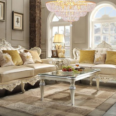 Victorian Living Room Sets | Houzz