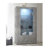 Urbino 2 door glass display unit