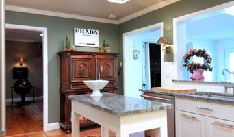 Thomas O'Brien Inspired Kitchen
