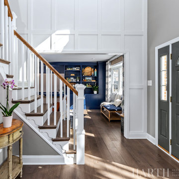 Blue Bell Entry, Living and Dining Room