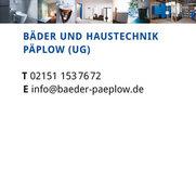 Foto von Bäder und Haustechnik Päplow (UG)