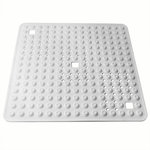 Bathmat Without Suction Cups. $25.50. Luxury Shower Mat, Made In Italy