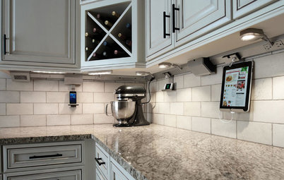 7 Awesome Add-ons for Kitchen Cabinets