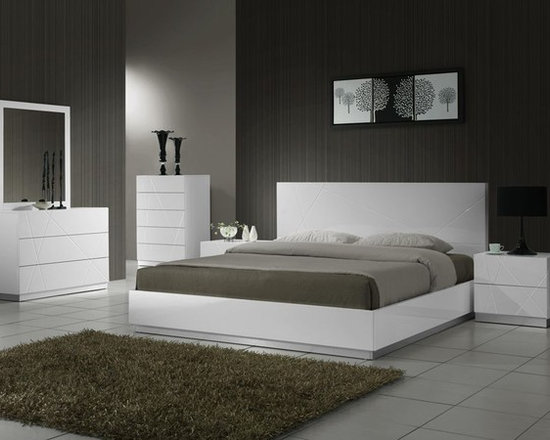 Modern Wood Bedroom Sets master bedroom sets, luxury modern and italian collection