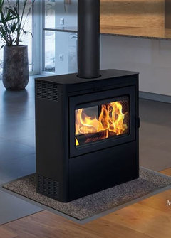 Making A Double Sided Fireplace From A One Sided Fireplace