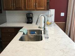 Clarino Quartz For Kitchen Countertops