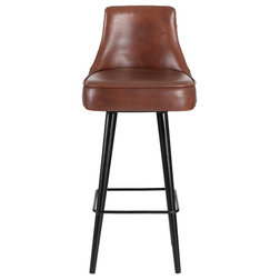 Midcentury Bar Stools And Counter Stools by Madeleine Home Inc.