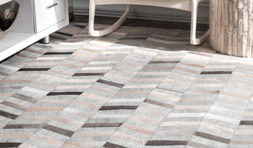 Up to 65% Off Wool, Shag and Cowhide Rugs