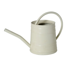 Watering Can, Small, White
