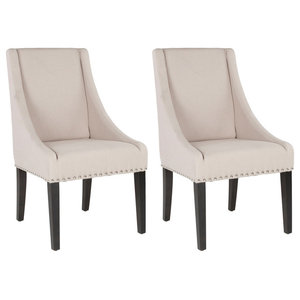 Safavieh Rutland Dining Chairs, Set of 2, Ecru