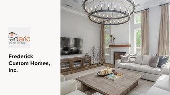 Company Highlight Video by Frederick Custom Homes, Inc.