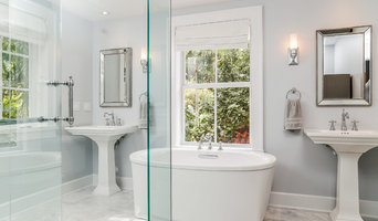 Custom Master Bath Historic Renovation Coral Gables