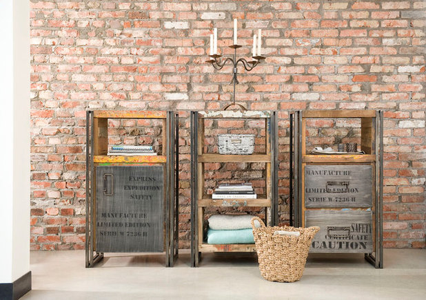 Contemporary Storage Cabinets by Journey East