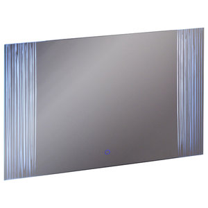 Forest LED 60x80 cm Wall Mirror With Demister and Dimmer