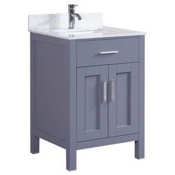 Beautiful Transitional Bathroom Vanities And Sink Consoles by Belvedere Bath LLC