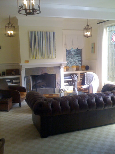 Room of the Day: Mill Valley living room