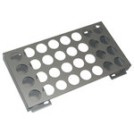 DropoutCabinetFixturesLLC - K-Cup Rack Accessory for Spice Rack or StorageSystem - 32-Slot Capacity for K-Cups that takes the place of any 3 trays in the Spice Rack or Storage System. Keep all of your favorite coffees and teas together and at easy reach with this rack!