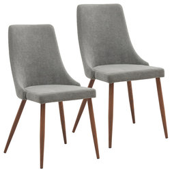 Midcentury Dining Chairs by WHI