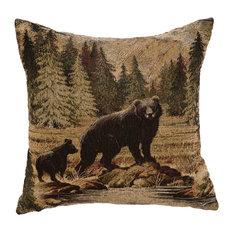 Hudson II Bear Pillow