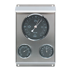 Triple-Dial Weather Station