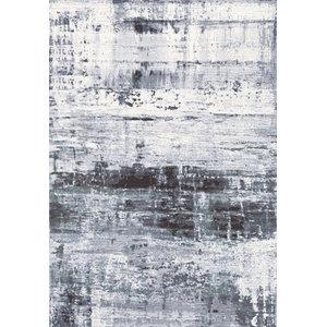 Galleria Rectangular Rug, Shades of Grey, 200x290 cm