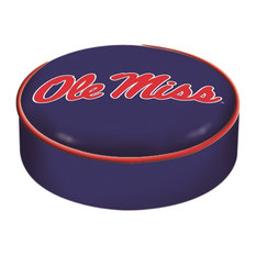 Ole' Miss Bar Stool Seat Cover by Covers by HBS