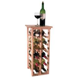 Craftsman Wine Racks by The Wine Rack Company