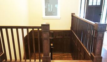 South Elgin - New Construction Home Stairs