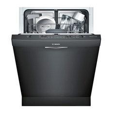 "Bosch Home Appliances - Bosch 24"" Ascenta Energy Star Rated Dishwasher info Light, Black - Dishwashers"