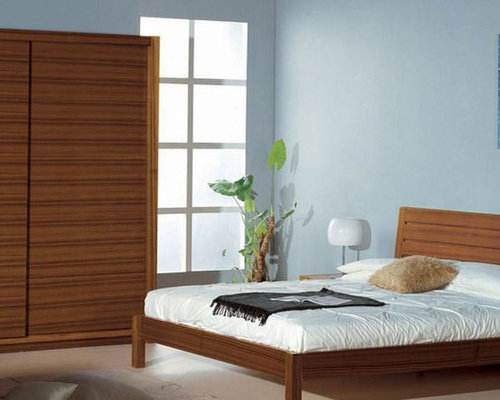Refined Quality High End Modern Furniture   Beds
