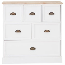 Country Chests of Drawers by Premier Housewares