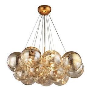 Dimond Lighting Cielo - Three Light Chandelier
