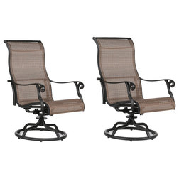 Traditional Outdoor Rocking Chairs by iPatio