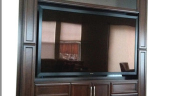 Family Room Home Theater System