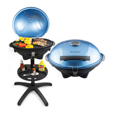 Andrew James Electric Barbeque BLUE