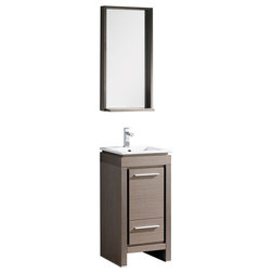 Spectacular Modern Bathroom Vanities And Sink Consoles by Burroughs Hardwoods Inc