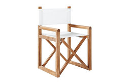 Director's Chair, White