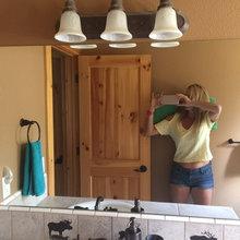 Montana Guest Bathroom!