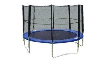 Super Jumper Trampoline With Safety Net, 14'