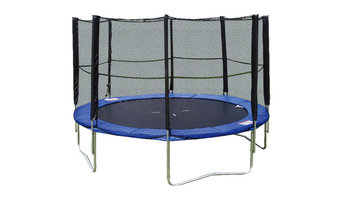 Super Jumper Trampoline With Safety Net, 14'