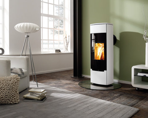 Spartherm Stovo M Wood burning Stove 5 kW - Freestanding Stoves - Freestanding Designer Wood Burning Stoves By Spartherm