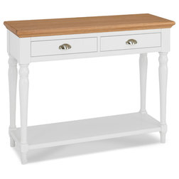 Transitional Console Tables by Houzz
