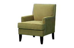 Madison Park Colton Track Arm Club Chair, Green