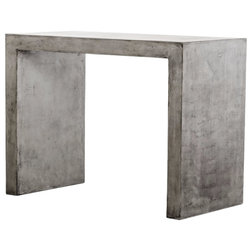 Industrial Outdoor Pub And Bistro Tables by Vig Furniture Inc.
