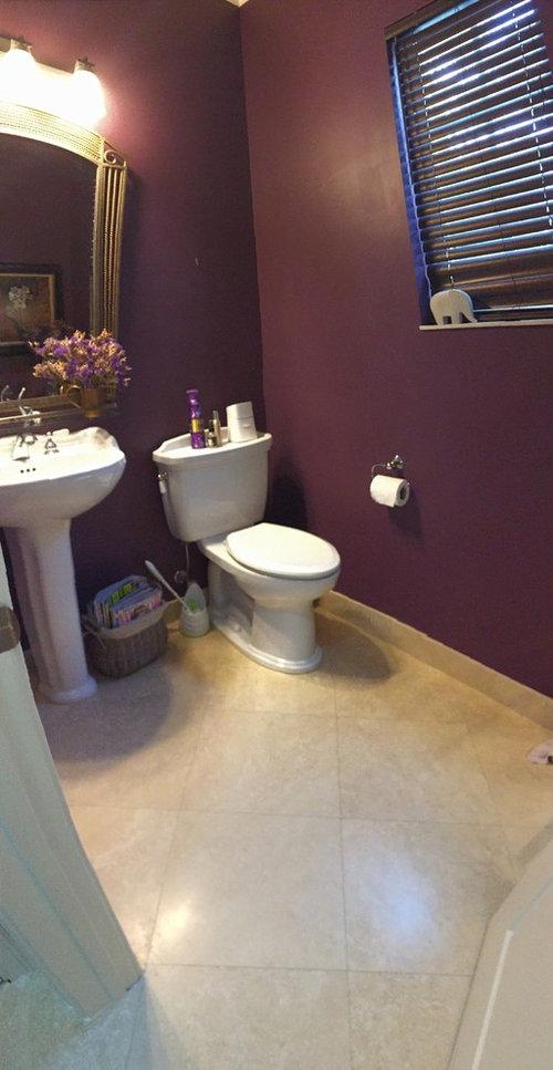 Bathroom Rug Finishing This Tiny