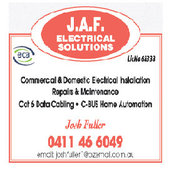 J.A.F. Electrical Solutions's photo