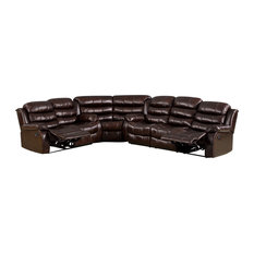 Kameno Sectional Sofa Set Featuring Loveseat With Console