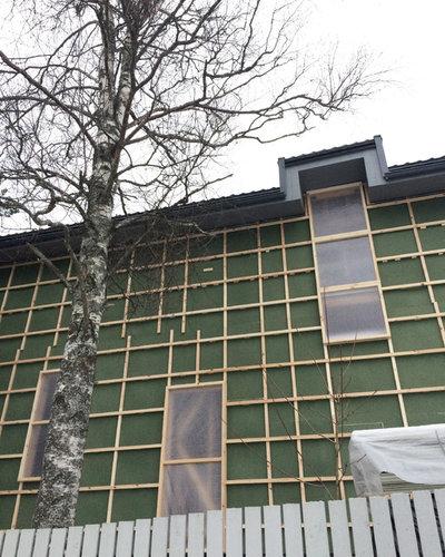 Современный Фасад дома by НБ Частный Девелопмент