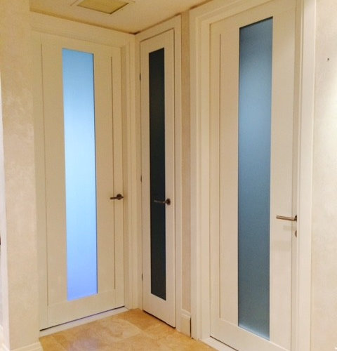 Italian Modern Interior Doors  Glass Inserts   Interior Doors